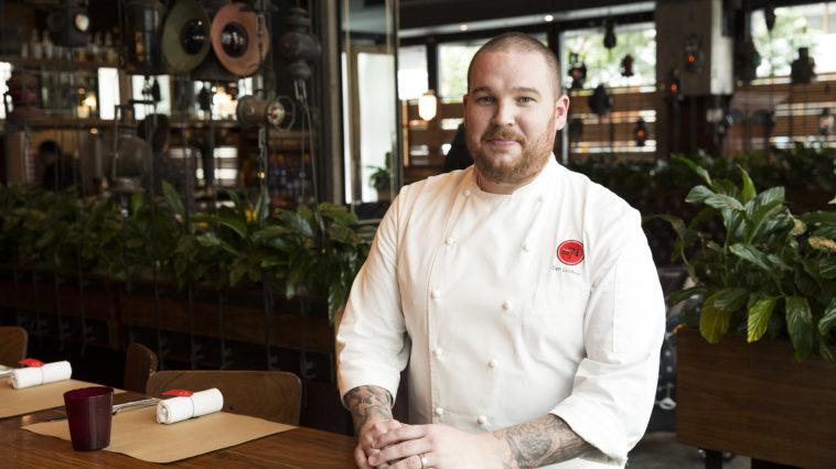 Chef Ben Godwin RN74 1