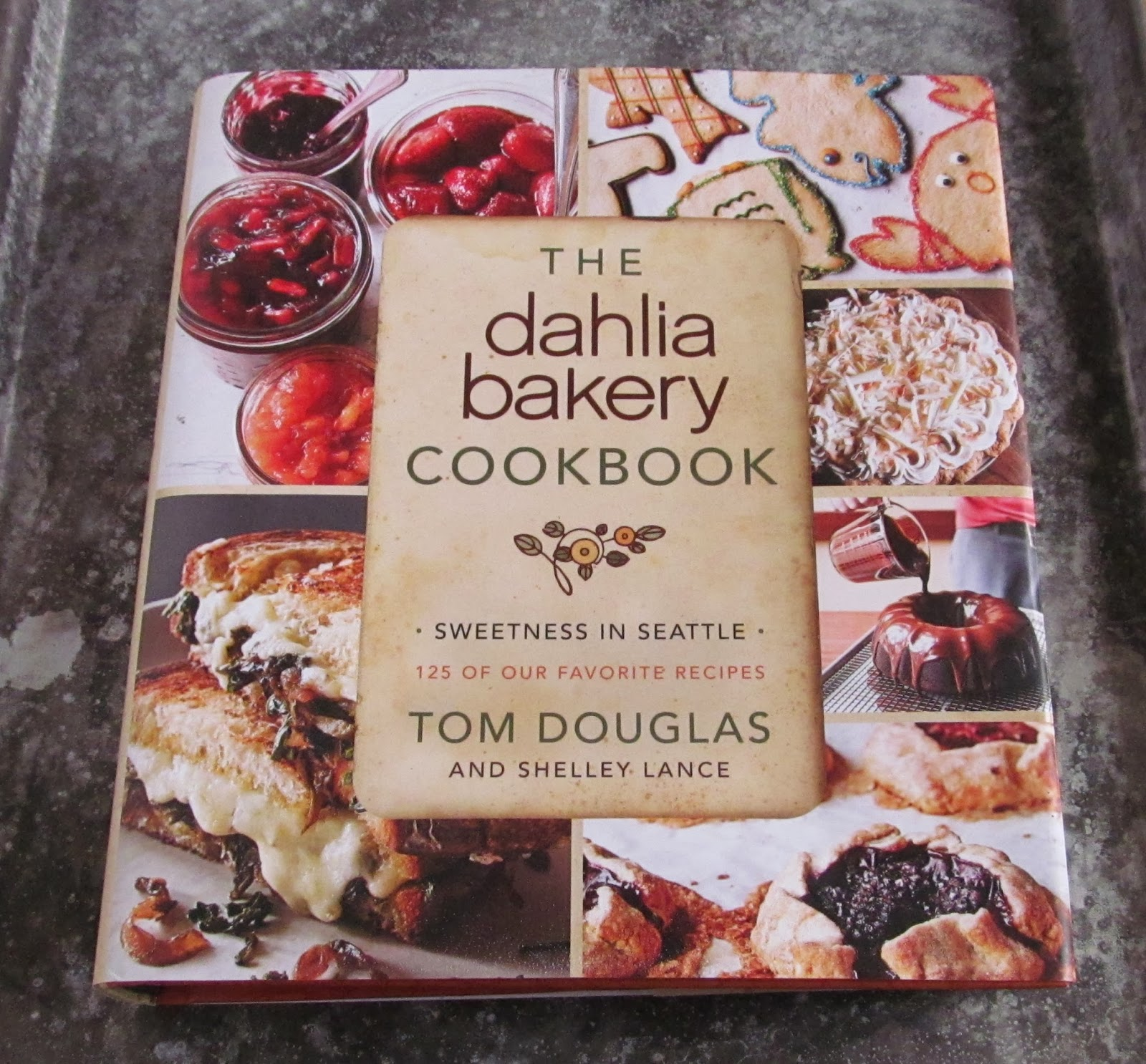 dahlia cookbook