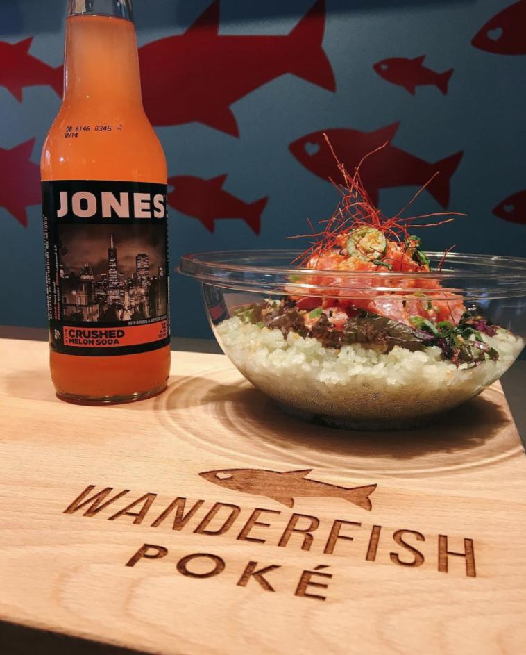 Wanderfish Poke / IG