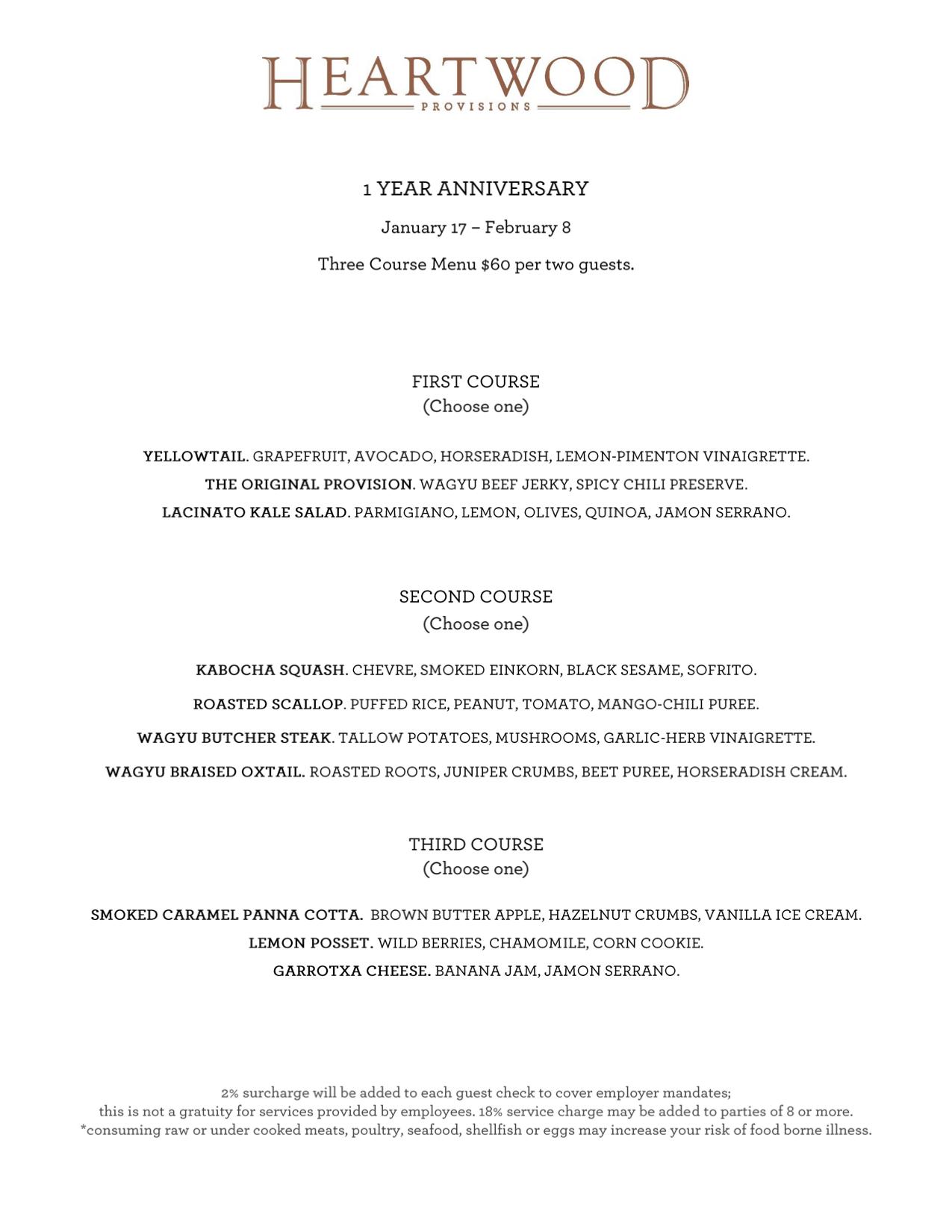 heartwood-anniversary-menu