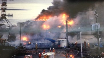 Ray's Fire 1987