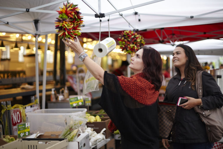Every Wednesday, Seattleites visit Pike Place to commune with friends, visit local farmers, and eat delectable local fare