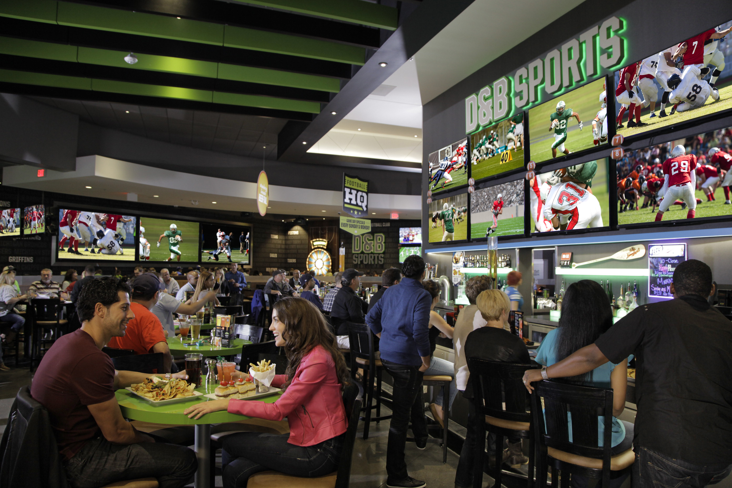 Dave Busters To Open First Washington Location In Auburn