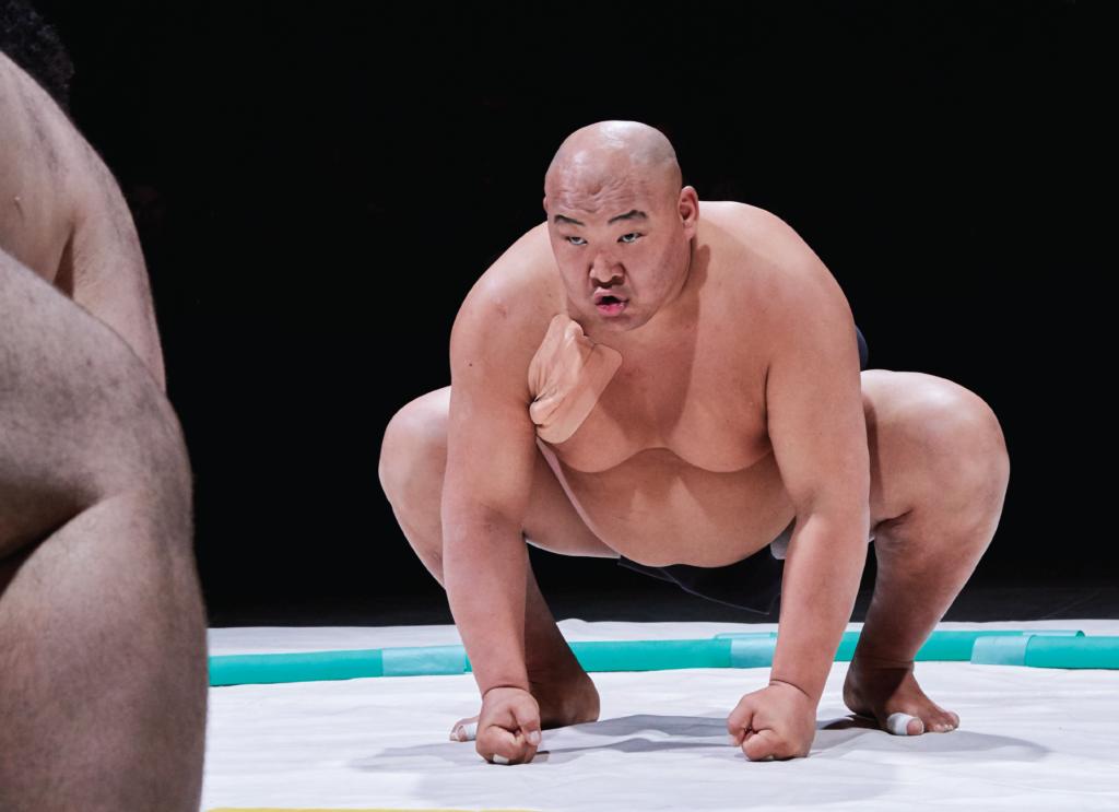 Sumo + Sushi Photo