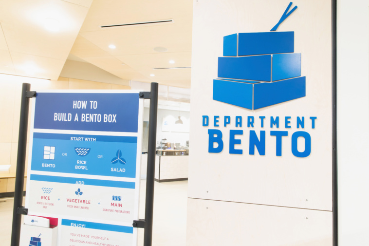 BELLEVUE, WA - JUNE 17:  Department Bento at Nordstrom Bellevue Square on June 17, 2018 in Bellevue, Washington.  (Photo by Mat Hayward/Getty Images for Nordstrom)