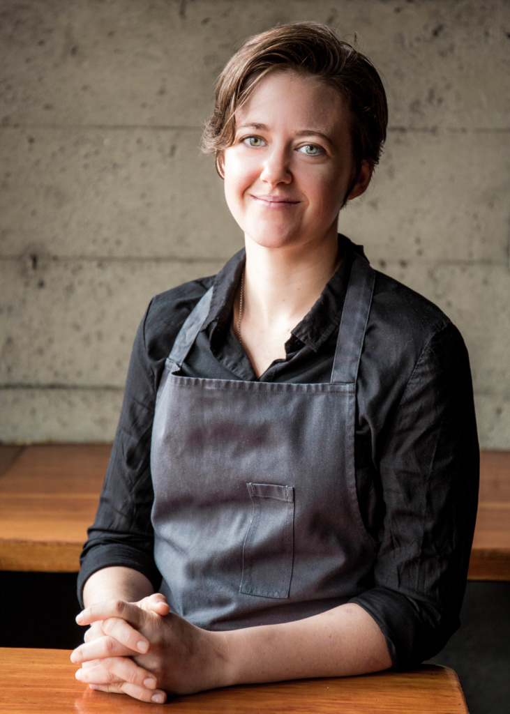 Nicole Matson, How to Cook a Wolf - Best Chefs 2018