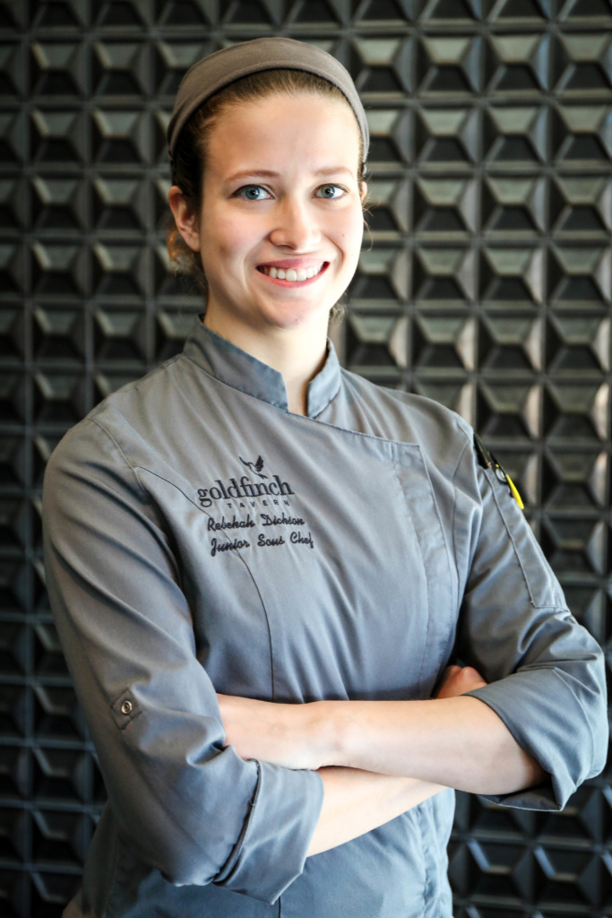 Rebekah Dickson, Goldfinch Tavern - Best Chefs 2018