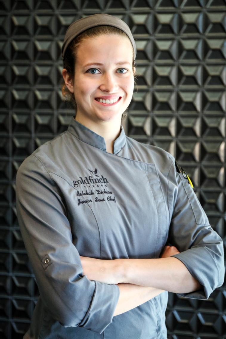 Rebekah Dickson, Goldfinch Tavern - Best Chefs 2018