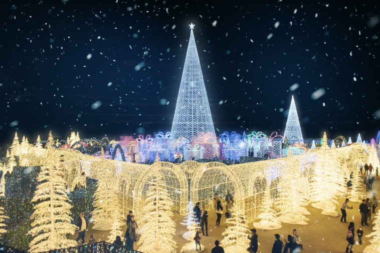 Enchant Christmas Seattle.Enchant Christmas Returns To Seattle With An All New