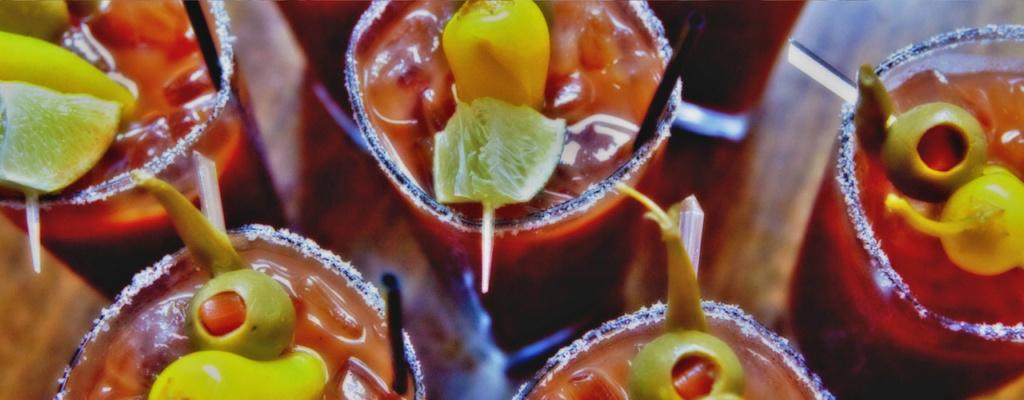 Metropolitan Grill 12th Man Bloody Marys