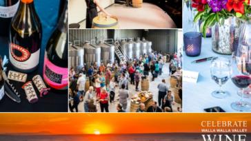 Celebrate Walla Walla Valley Wine