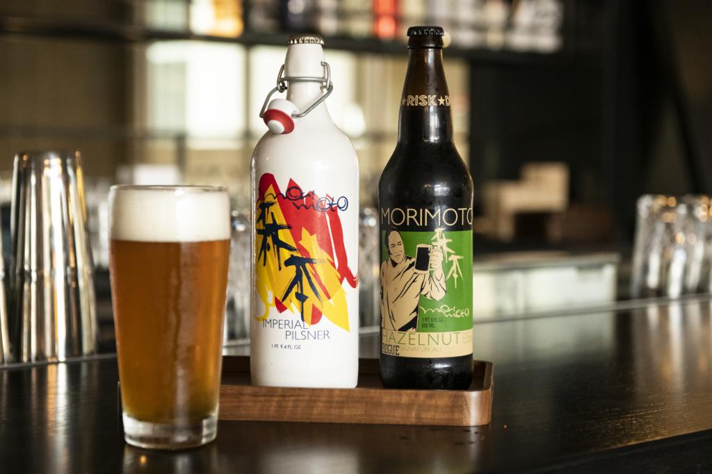 Morimoto Bottled Beer