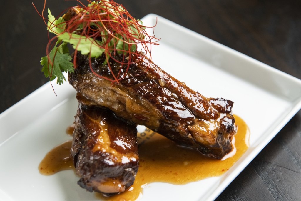 Sticky Ribs-squashed