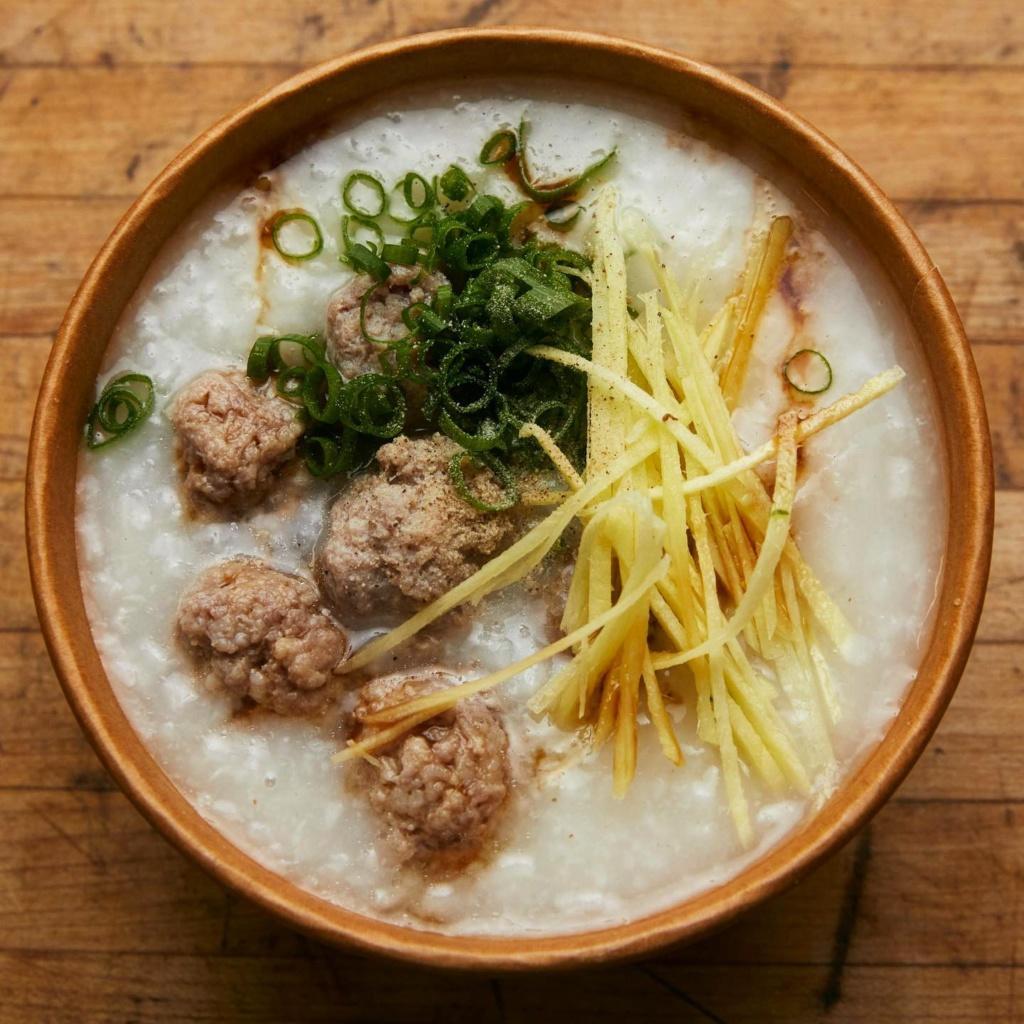 Secret Congee Seattle, EatSeattle, Charles Koh