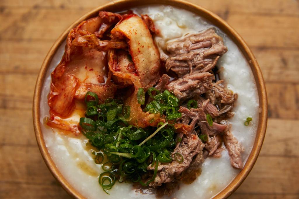 Secret Congee Seattle, EatSeattle, Charles Koh 2
