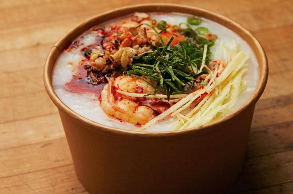 Secret Congee Seattle, EatSeattle, Charles Koh 4