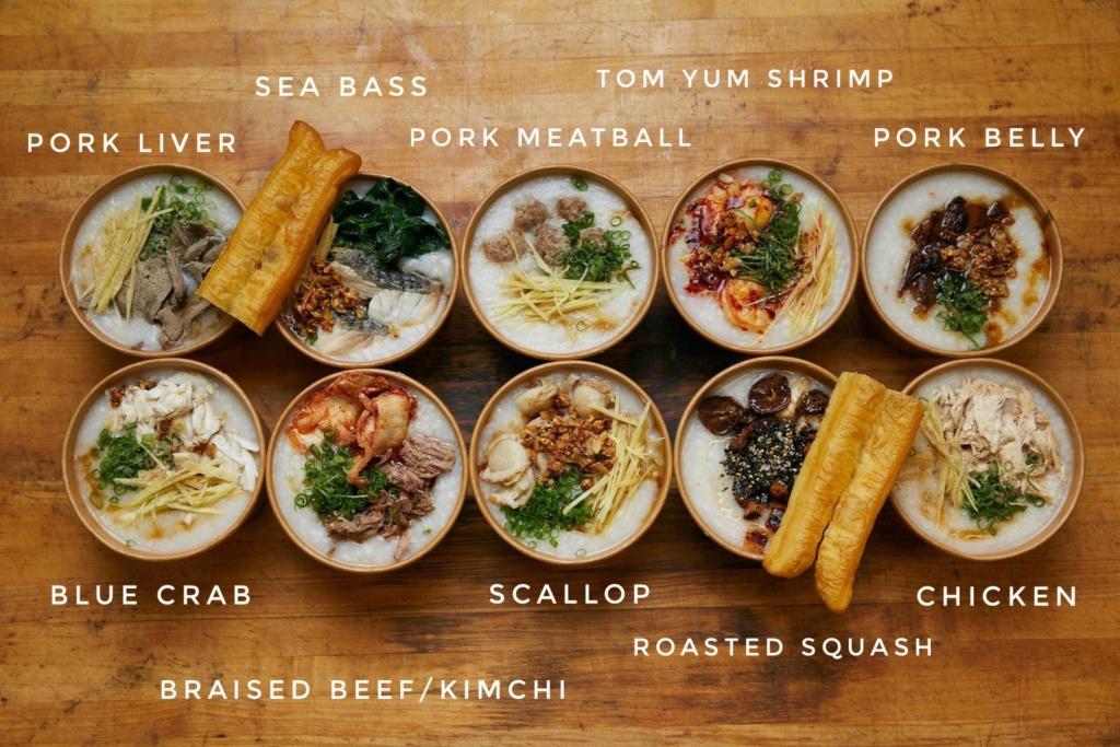 Secret Congee Seattle, EatSeattle, Charles Koh 6